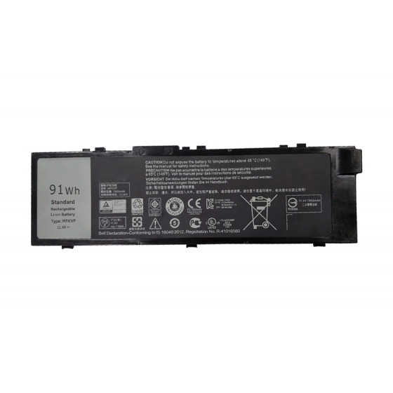 Батерия заместител за Dell Precision 7510,...
