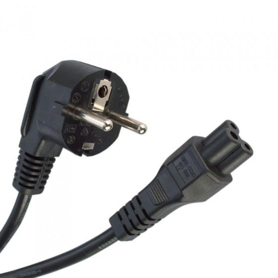 Захранващ кабел IEC-C5, 1.8М