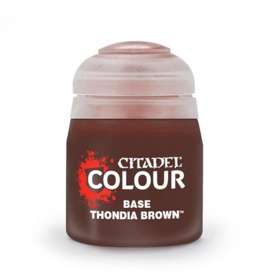 Base: Thondia Brown (12ML) 21-58