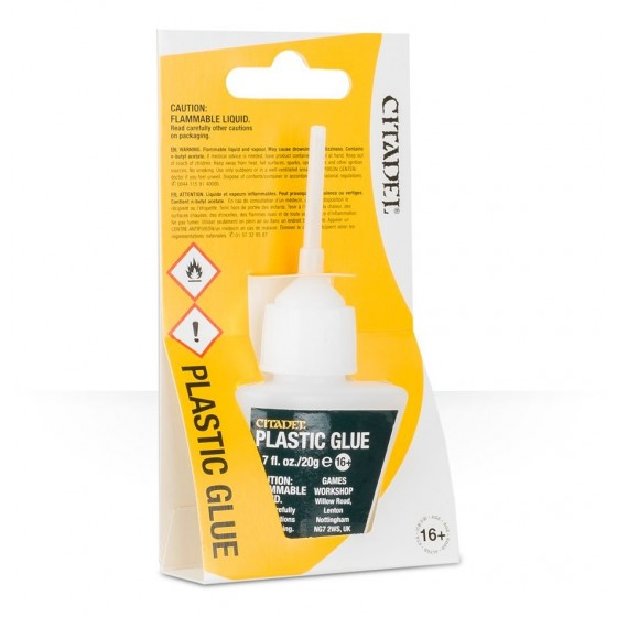 Citadel - Plastic Glue 20g, 66-53-99