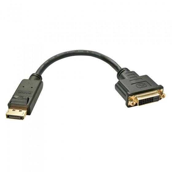 DisplayPort към DVI-D