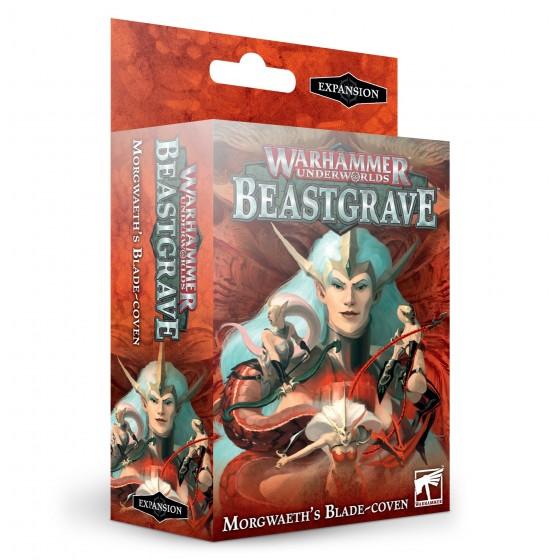 Warhammer Underworlds: Morgweath'S Blade-Coven...