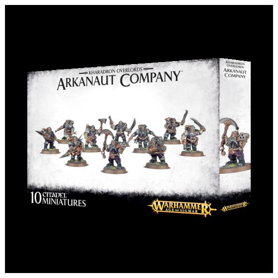 Kharadron Overlords Arkanaut Company 84-35...