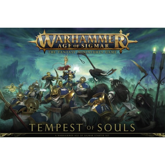 Age Of Sigmar: Tempest Of Souls 80-19 Games...