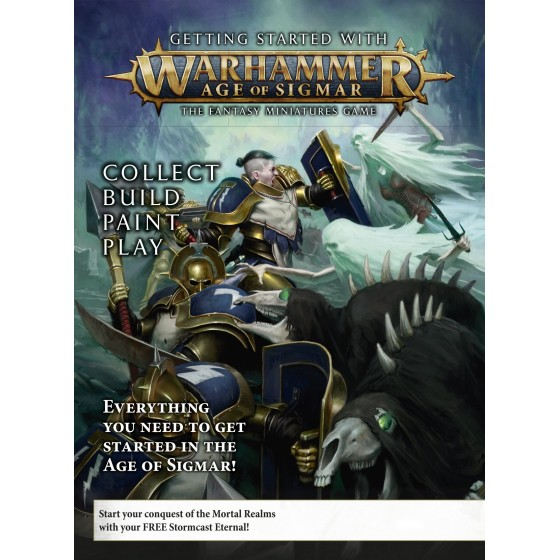 Getting Started With Age Of Sigmar 80-16 Games...