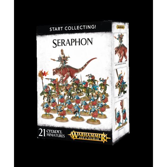 Start Collecting! Seraphon 70-88 Games Workshop...