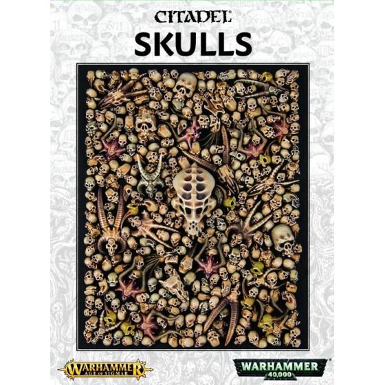 Citadel Skulls 64-29 Games Workshop Warhammer...