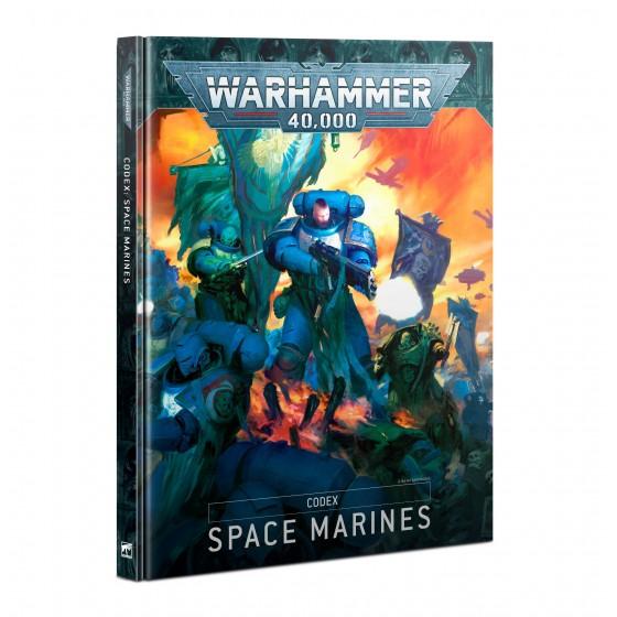 Codex: Space Marines (Hb) (English) 48-01 Games...