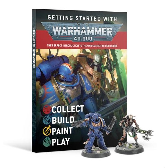Getting Started With Warhammer 40K (Eng) 40-06...