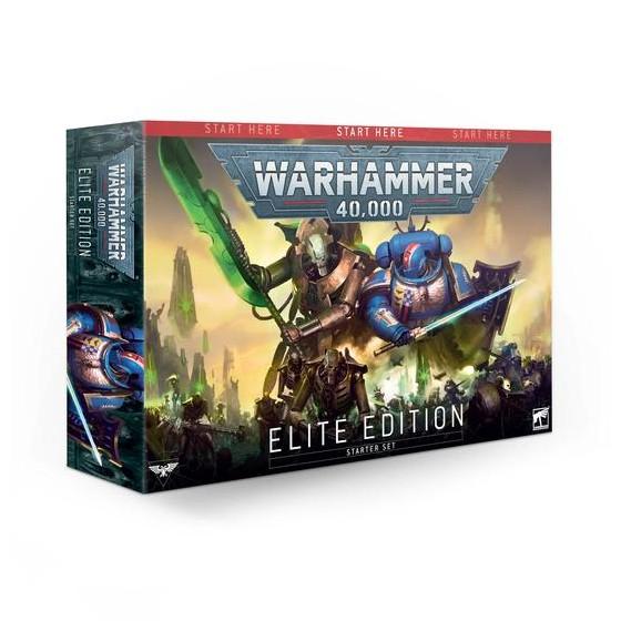 Warhammer 40000 Elite Edition (English) 40-03...