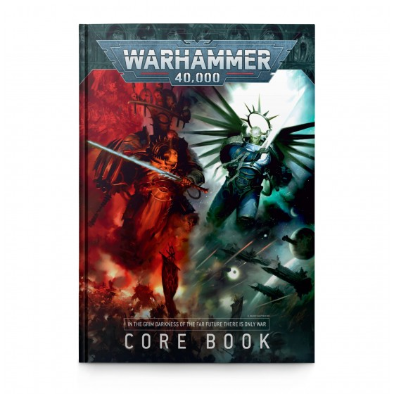 Warhammer 40000: Core Book (English) 40-02...