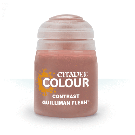 Contrast: Guilliman Flesh (18Ml) 29-32 Paint
