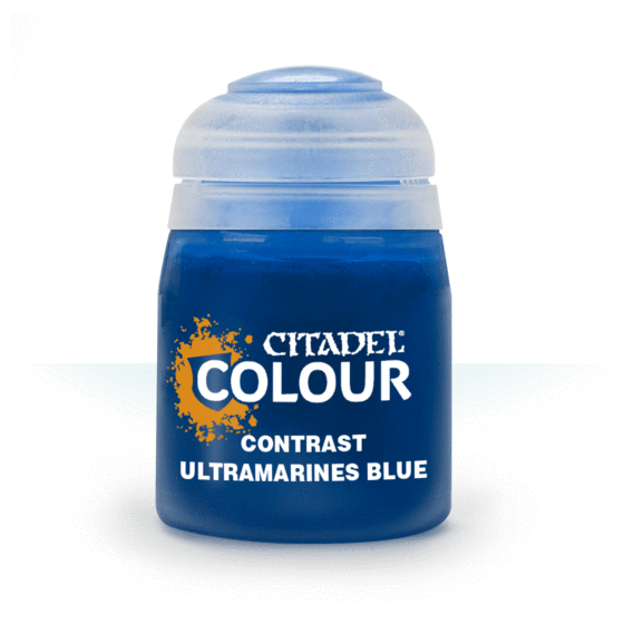 Contrast: Ultramarines Blue (18Ml) 29-18 Paint
