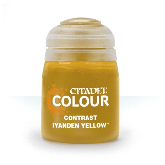 Contrast: Iyanden Yellow (18Ml) 29-10 Paint